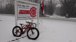 Come rent a fat bike at the Cycle Craft Rock N Root Adventure Center!