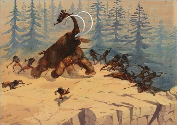 mammoth-hunters